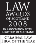 Law Awards 2008