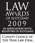 Law Awards 2009